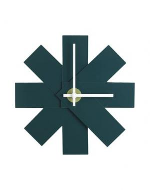 Настенные часы NORMANN COPENHAGEN. Цвет: цвет морской волны