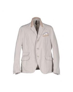 Пиджак AQUARAMA. Цвет: светло-серый