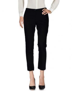 Повседневные брюки BE... TWEEN. Цвет: черный
