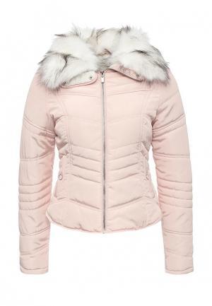 Куртка утепленная Urban Bliss. Цвет: розовый