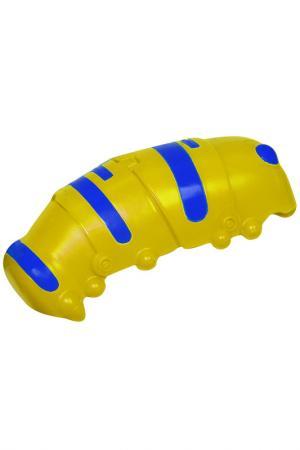 Гусеница MAGNA. Цвет: желтый