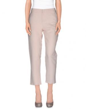 Повседневные брюки JOIE. Цвет: розовый
