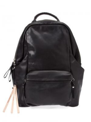 Классический рюкзак Cornelian Taurus By Daisuke Iwanaga. Цвет: чёрный