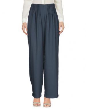 Повседневные брюки ORION LONDON. Цвет: темно-синий