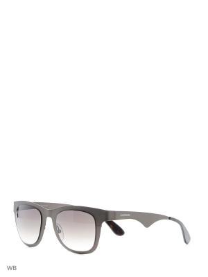 Солнцезащитные очки CARRERA 6000MT PVC. Цвет: бронзовый