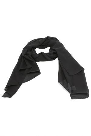 Палантин Givenchy. Цвет: черный жаккардовый