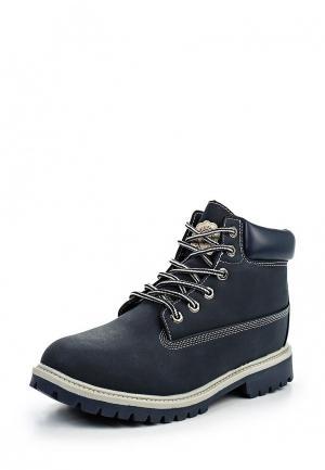 Ботинки Jomix. Цвет: синий