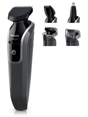 Универсальный стайлер Philips QG3327/15. Цвет: серый