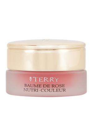 Питательный бальзам для губ Baume de Rose Nutri Couleur, 1 Babe, 7gr By Terry. Цвет: розовый