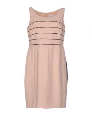Короткое платье CALALUNA. Цвет: розовый