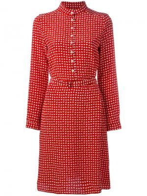Docile dress Vanessa Seward. Цвет: красный