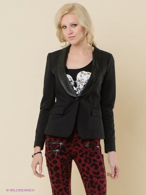 Пиджак Relish. Цвет: черный
