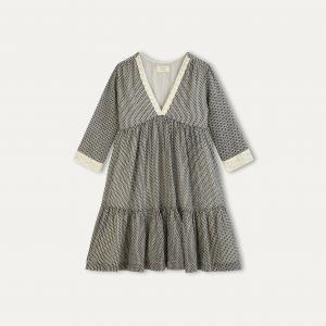 Платье TANJA BA&SH. Цвет: экрю