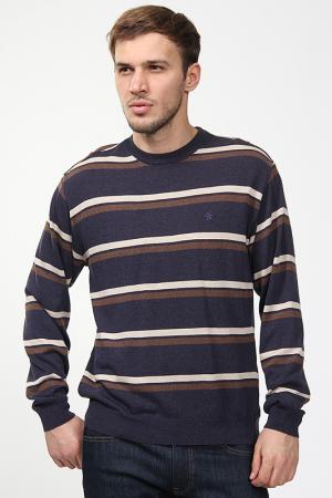 Джемпер Sail Exp. Цвет: 542(тёмно-синий, коричневый)