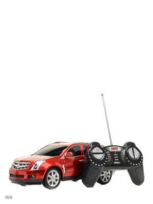 Машина р/у Cadillac SRX Crossover 1:18 HOFFMANN. Цвет: красный