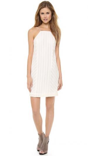 Платье Anna Rag & Bone. Цвет: белый