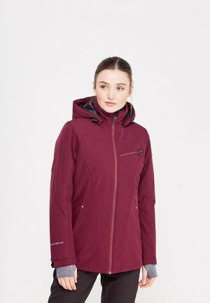 Куртка утепленная Rukka. Цвет: фиолетовый