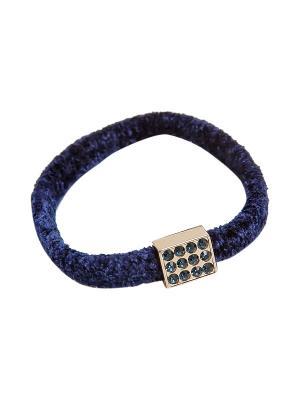 Заколки Kameo-bis. Цвет: синий, золотистый