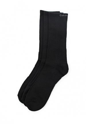 Комплект носков 3 пары Calvin Klein Underwear. Цвет: черный