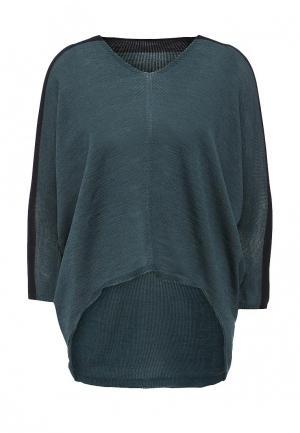 Пуловер Firkant. Цвет: зеленый