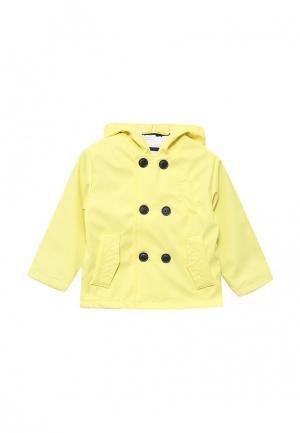 Куртка Z Generation. Цвет: желтый