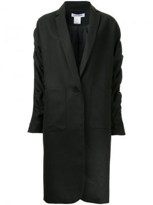 Пальто Memoir Bianca Spender. Цвет: зелёный