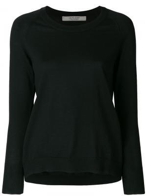 Пуловер с длинными рукавами  La Fileria For Daniello D'aniello. Цвет: чёрный