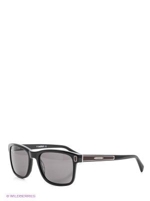 Очки солнцезащитные BLD 1510 102 Baldinini. Цвет: черный
