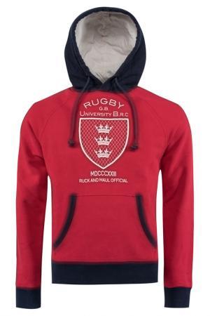 Sweatshirt Ruck&Maul. Цвет: red