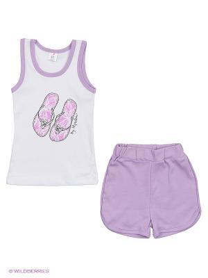 Комплект одежды PEPELINO. Цвет: сиреневый