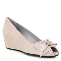 Туфли  70571 золотисто-розовый ZENUX