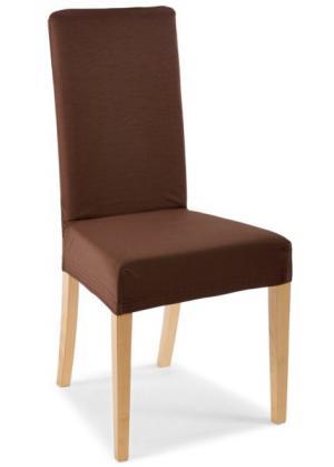 Чехол для стула Непал (коричневый) bonprix. Цвет: коричневый