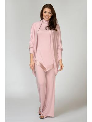 Кардиган Petit Pas. Цвет: бледно-розовый