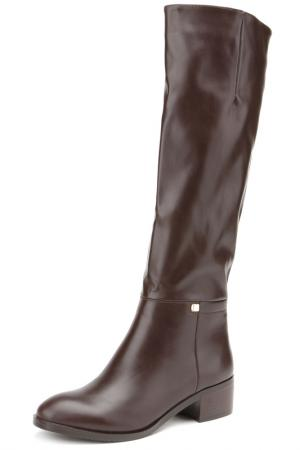Сапоги MAKFLY. Цвет: коричневый