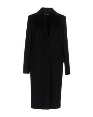 Пальто NEW YORK INDUSTRIE. Цвет: черный