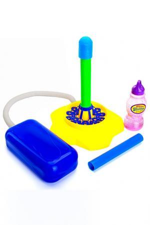 Ракета с мыльными пузырями BRADEX. Цвет: синий