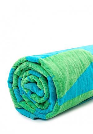 Полотенце Moschino. Цвет: голубой