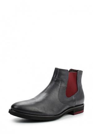 Ботинки Domeno. Цвет: серый
