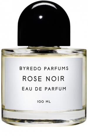 Парфюмерная вода Rose Noir Byredo. Цвет: бесцветный