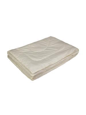 Одеяло Овечка-Комфорт 140х205 ECOTEX. Цвет: бежевый