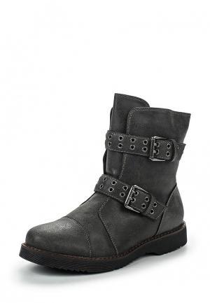 Ботинки Keddo. Цвет: серый