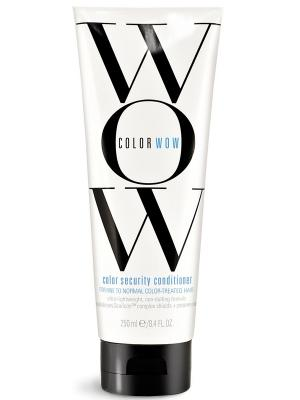 Кондиционер Защита цвета для окрашенных, нормальных и тонких волос COLOR WOW. Цвет: белый