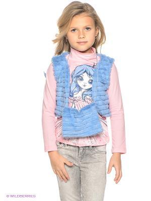 Комплект PELICAN. Цвет: розовый, голубой