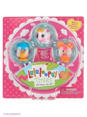 Игрушка кукла Малютки Lalaloopsy. Цвет: белый, голубой, оранжевый