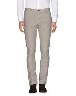Повседневные брюки BARBATI. Цвет: песочный