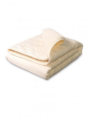 Плед-одеяло Барашек Сонный гномик. Цвет: бежевый