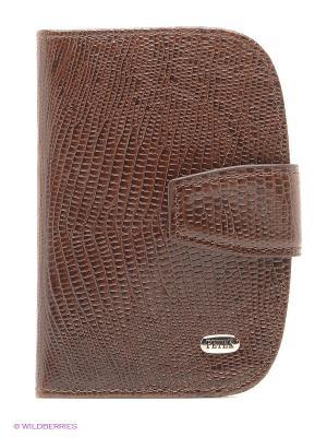 Ключница Petek. Цвет: коричневый, антрацитовый