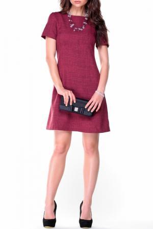 Платье Laura Bettini. Цвет: светло-сливовый