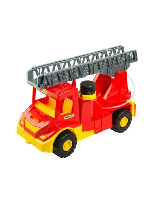 Multi truck пожарная машина ТИГРЕС. Цвет: красный, желтый