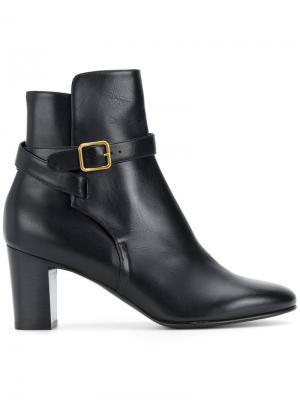 Ankle length boots Michel Vivien. Цвет: чёрный